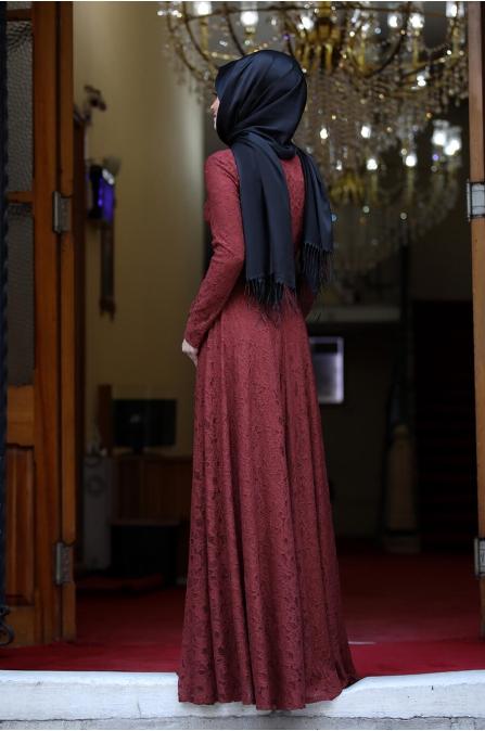 Nisa Abiye - Kiremit - Ahunisa