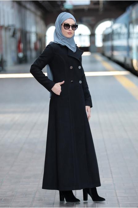 Sevilay Kaban - Siyah - Rana Zen