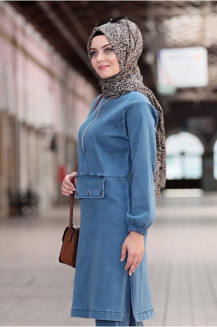 Büşra Kot Takım - Ahunisa