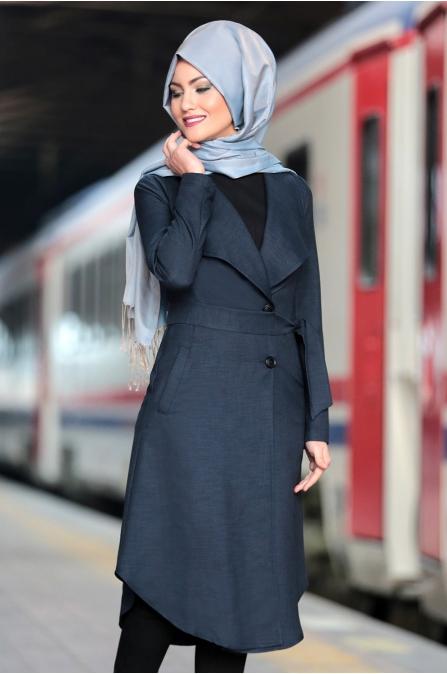 Klas Ceket - Lacivert - Al Marah