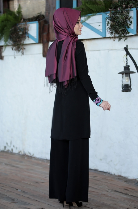 Arzu takım Siyah - Al Marah