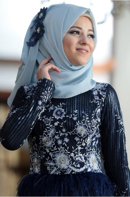 Al-Marah - Aynisa Abiye Lacivert