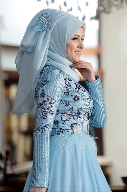 Al-Marah - Aynisa Abiye Mavi