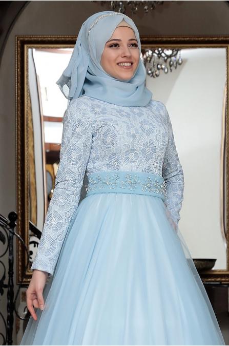 Al-Marah - Papatya Abiye - Mavi