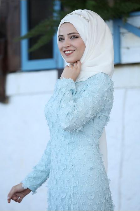 Aslı Abiye - Mint - Al Marah