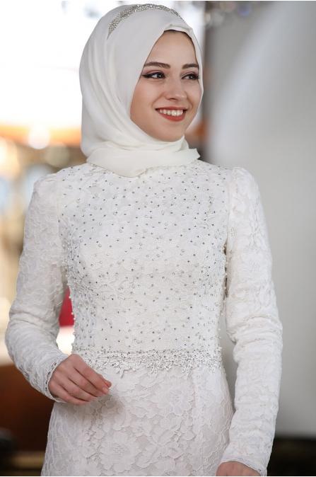 Beyza Abiye - Ekru - Al Marah