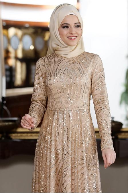 Rabia Abiye - Gold - Al Marah