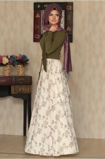 Al-Marah - Bahar Elbise - Haki