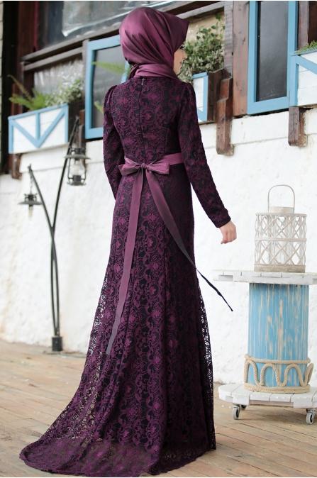 Al - Marah - Derin Elbise - Mürdüm