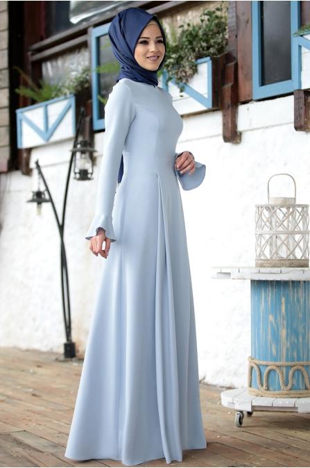 Al-Marah - Lara Elbise - Mavi