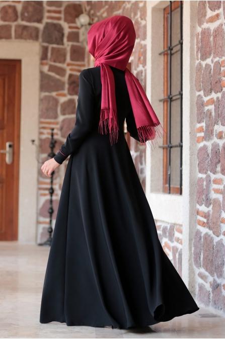 Al - Marah - Cemre Elbise - Siyah