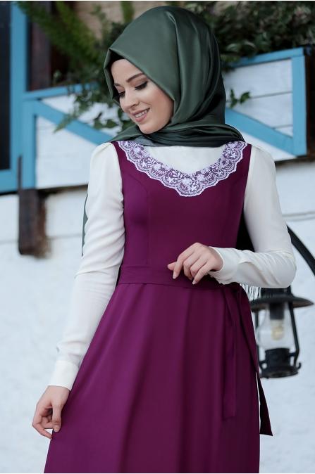 Al Marah - Jile Elbise - Mürdüm