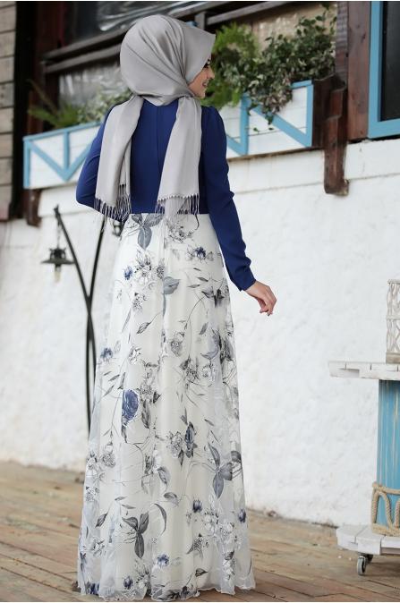 Rose Elbise - Saks - Al Marah