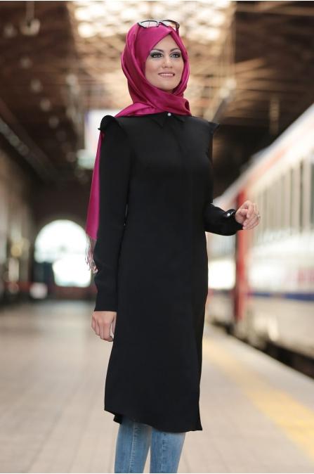 Al - Marah - Vera Tunik - Siyah