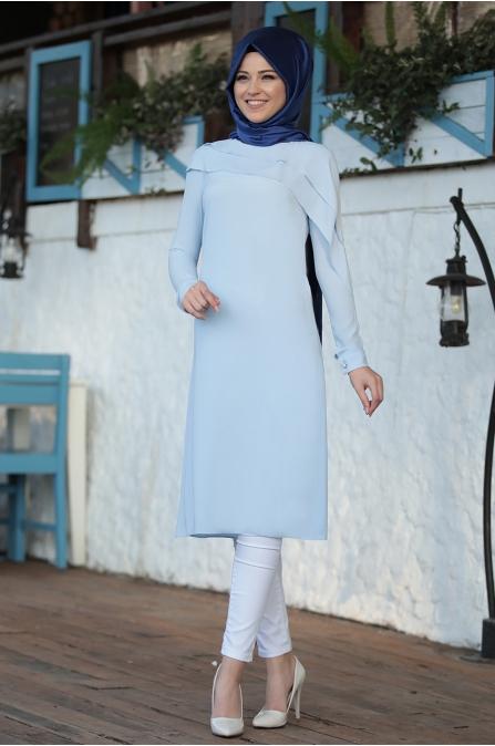 Al Marah - Gaye Tunik - Mavi
