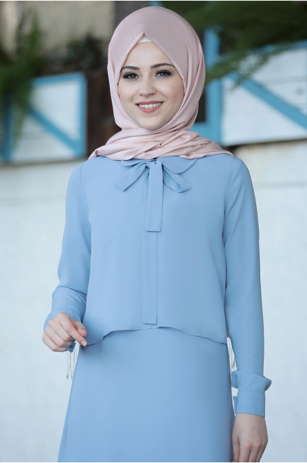Mina Tunik - Mavi - Al Marah