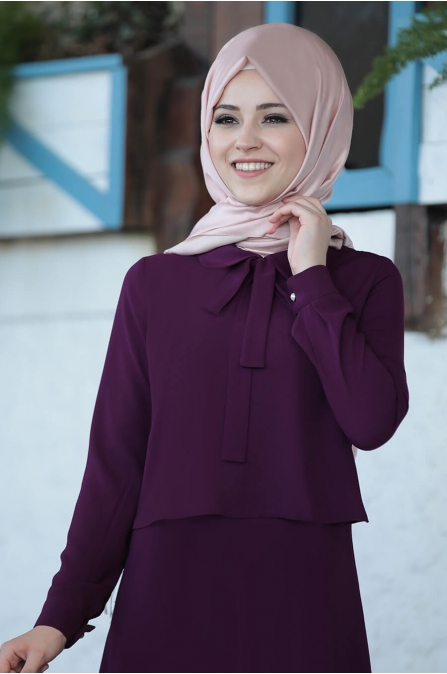 Mina Tunik - Mürdüm - Al Marah