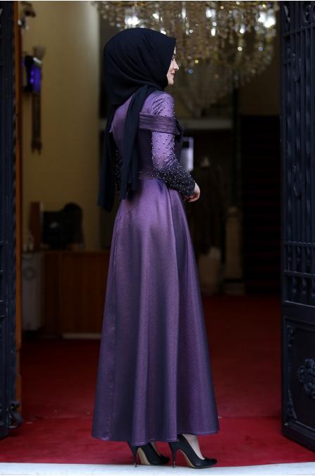 Eva Abiye - Mor - Amine Hüma