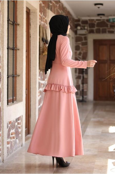 Ceren Elbise - Pudra - Amine Hüma