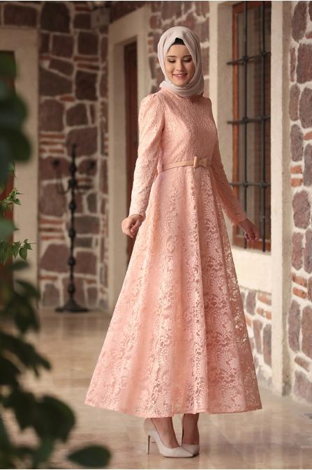 Amine Hüma - Melek Elbise - Pudra