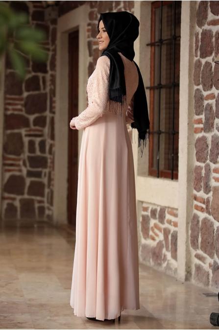 Amine Hüma - Miray Elbise - Pudra