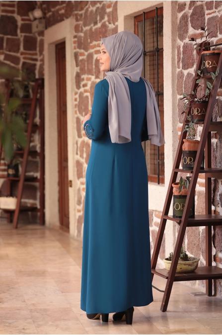 Sema Elbise - Petrol - Amine Hüma
