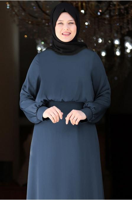 Yankı Elbise - İspirto - Amine Hüma