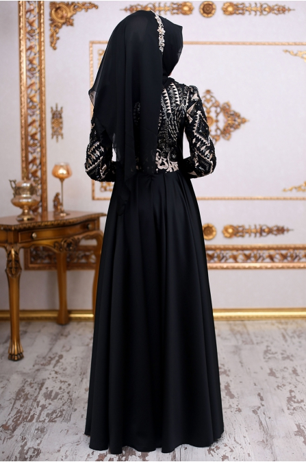 An Nahar - Nida Abiye - Siyah