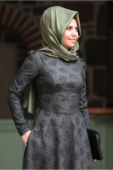 Azra Elbise - Siyah - An Nahar