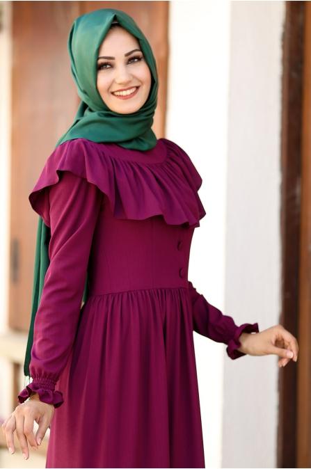 An Nahar - Hilal Elbise - Fuşya
