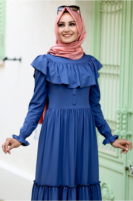 An Nahar - Hilal Elbise - İndigo