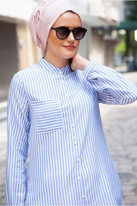 Çizgili Gömlek - Azra Özer