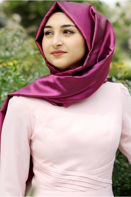 Cemile Nur - Peril Elbise - Pudra