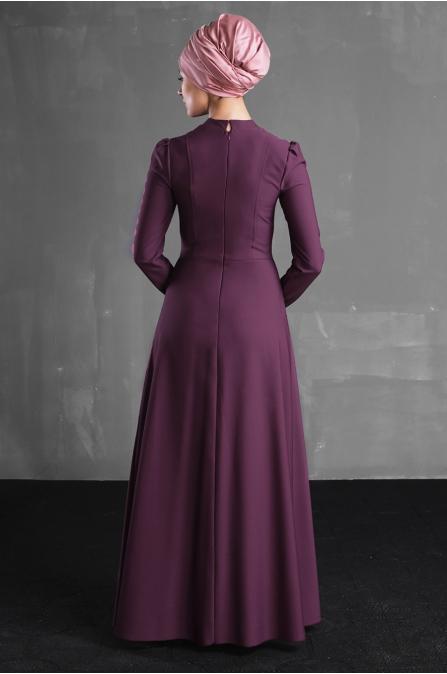 Berre Elbise - Gül Kurusu - Delkash