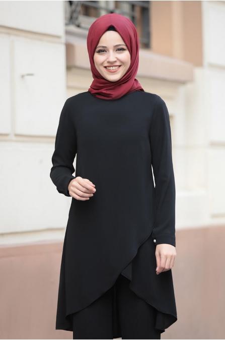Sena Takım - Siyah - Dress Life