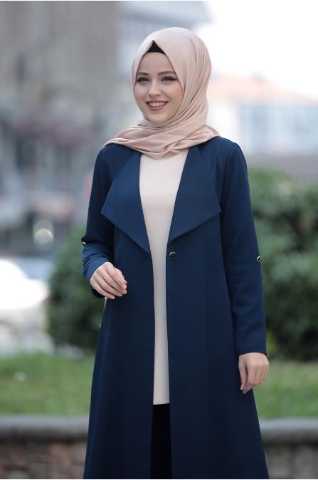 Süreyya Takım - Lacivert - Dress Life