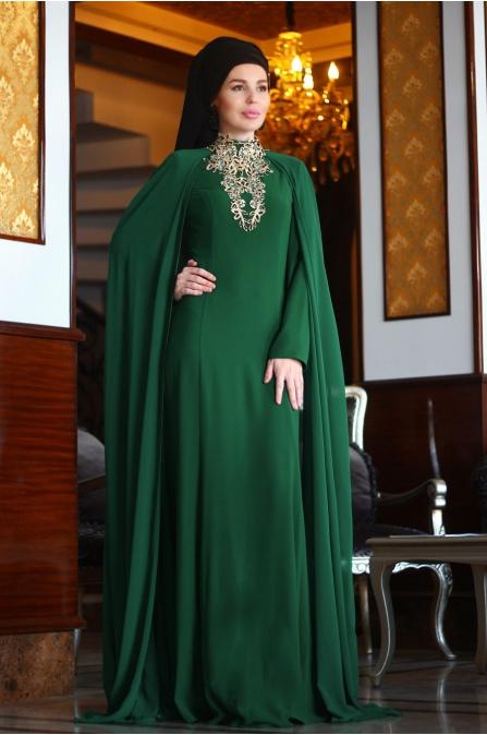 Fahrunnisa - Latifa Abiye - Zümrüt Yeşili