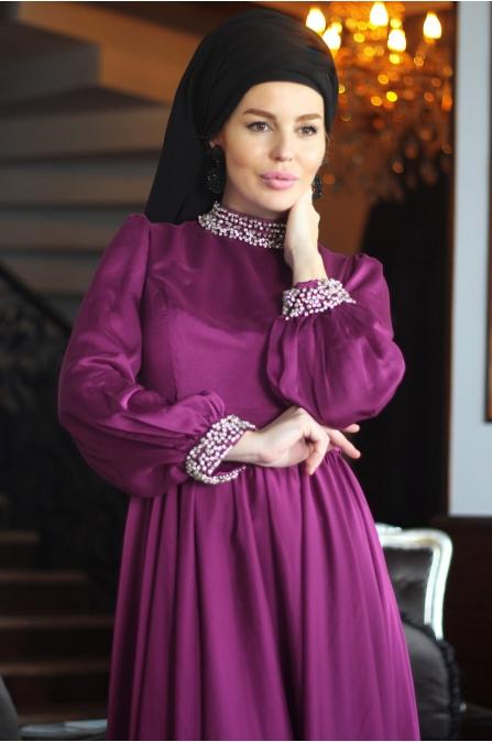 Sahra Abiye - Fuşya - Fahrunnisa