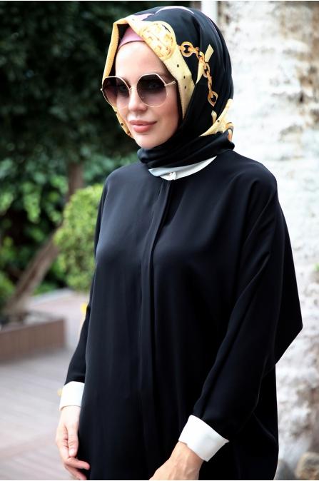Fahrunnisa - Alin Tunik - Siyah