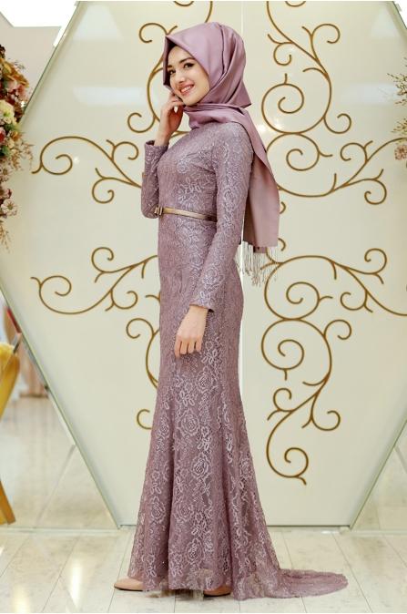 Fulya Abiye - Lila - Gamze Özkul