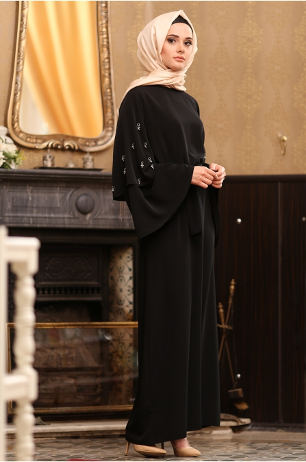 Hazem - Sevilay Elbise - Siyah