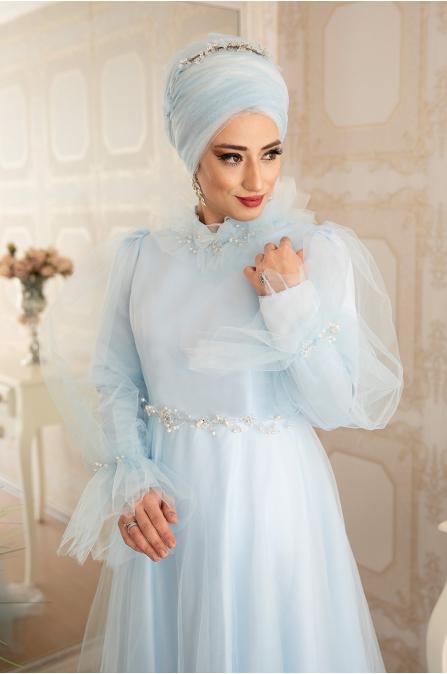 Firuze Abiye - Mavi - Lefzen