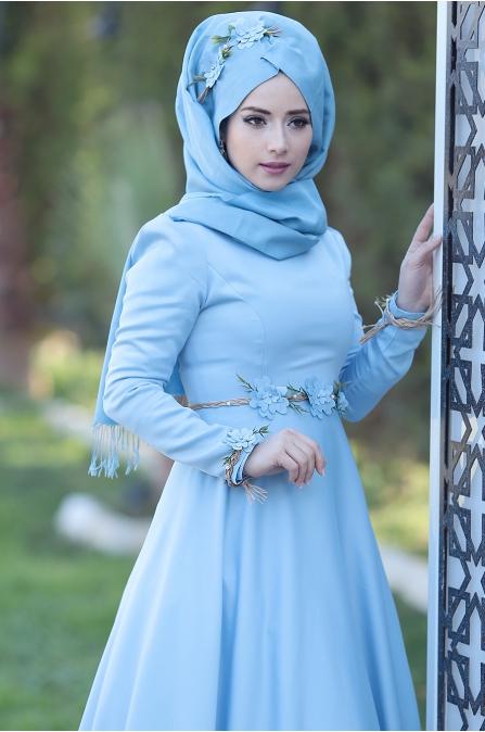 Lefzen - İsra Abiye - Mavi