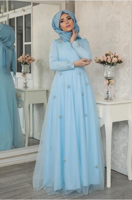 Bebe Mavisi Mila Abiye - Lefzen