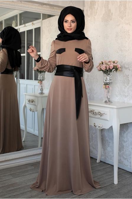 Lefzen - Safran Elbise - Vizon