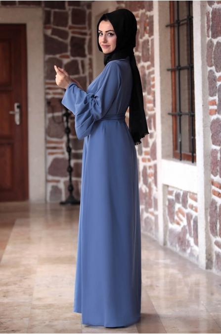 Mavi Elbise - Merve Bozkurt