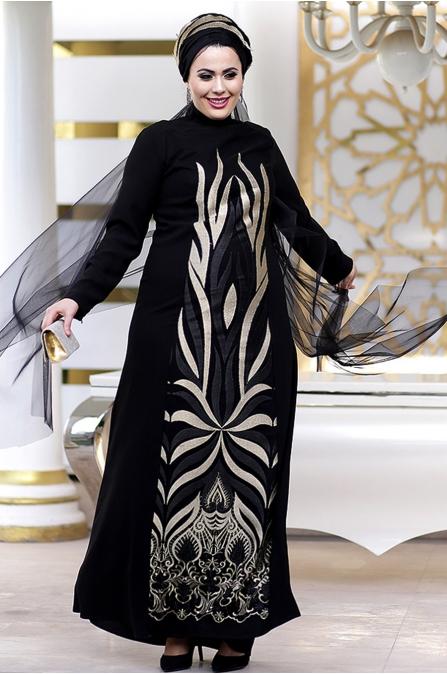 Nesrin Emniyetli - Sultan Abiye - Siyah