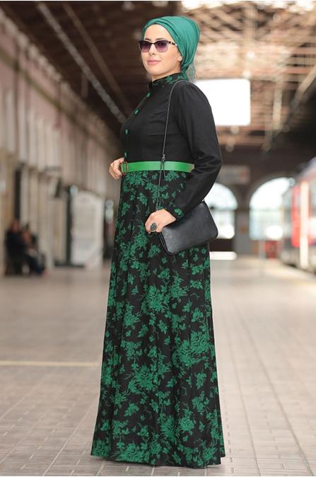 Nesrin Emniyetli Rayiha Haki Elbise