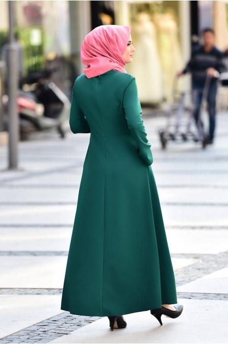Fulya Elbise - Zümrüt - Nurgül Çakır