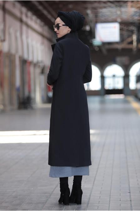 Yaren Ceket - Siyah - Piennar